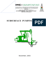 Subsurface Pumping System