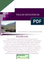U2. Fallas geológicas