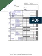 Orçamento e Cronograma - Modelo
