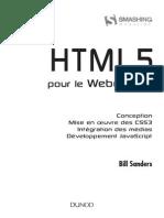 HTML5 Poalummer 2 LED ur Le Webdesign