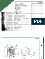 Catalogo de Peças Toyota - Pag 325 a 429 Final
