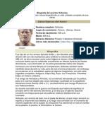 Biografía del escritor Sófocles.docx