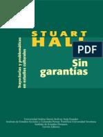 Sin Garantias_S Hall