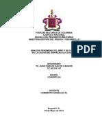 Trabajo Analisis de La Ciudad de Riohacha