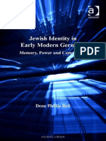 Jewish Identity in Early Modern Germany,