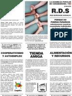 Asamblea Popular Carabanchel - Iniciativa R.D.S.