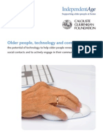 Older People, Technology Andcommunity
