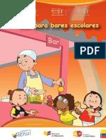 Guia Para Bares Escolares 2013.1