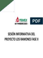 PresentaciónLosRamonesFaseII30abril2013