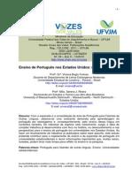 Ensino de Português Nos Estados Unidos Uma Compilação Brasil USA