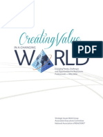 Creating Value in a Changing World