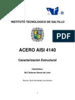 Acero AISI 4140