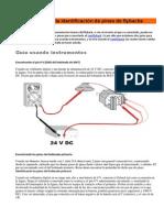 Guías Para La Identificación de Pines de Flybacks