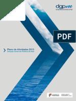Plano de Actividades Pda Da Dgp Mar