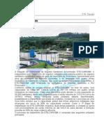 ETE CARIOBA - Estação de Tratamento de Esgotos