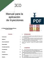 Manual de Inyecciones