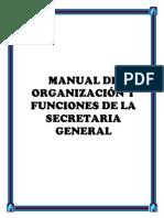 7- Mof - Secretaria General