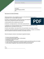 Portugues - Fichas