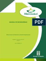 Manual de Bioseguridad 2013