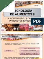 Sesión 02 - 03 Tecnología de La Carne