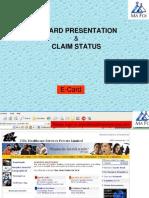 E Card Presentation