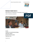 Monitoring Corruption Report on Technical Education