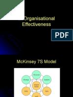 2  Organisational Effectiveness