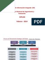 Sistema de Información Integrado (SII) 2014