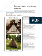 Las Extrañas Doctrinas de William Marrior