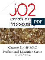 502 Cannabis Infused Processing Professional Education SAMPLE