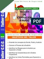 EXPOSICIÓN a RUIDO (Copia en Conflicto de Yennifer Pincheira 2013-06-11)