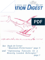 Army Aviation Digest - May 1977