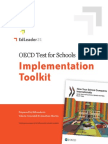 OECD TFS (Based on PISA) Toolkit