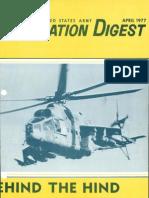 Army Aviation Digest - Apr 1977