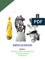 Robótica de Servicios
