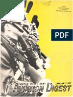 Army Aviation Digest - Jan 1977