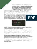 1.3.-Lenguajes de Programacion Para El Desarrollo de Interfaces Graficas de Usuario