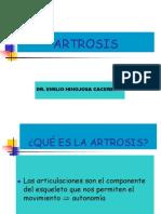 Artrosis y Acupuntura