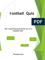 football quiz interactive power point 2