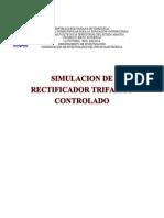 simulacion tiristores