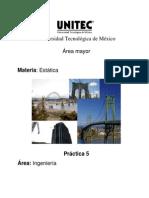 Práctica 5. Centro de Masa, Graveda y Centroide