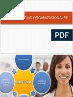 Competencias Organizacionales