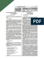 DS 008-2012-PRODUCE Conservacion de Recursos Hidrobiologicos