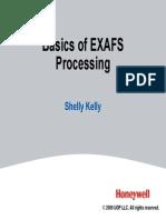 Basics of XAFS to Chi 2009