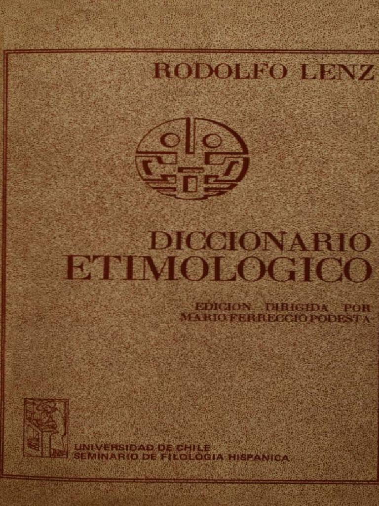 888cb147 diccionario etimologico