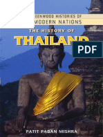 The History of Thailand