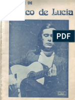 Paco de Lucia Seis Obras Para Guitarra
