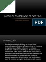 Modelo en Coordenadas de Fase y D-q