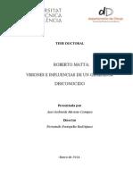 MORENO - Roberto Matta- Visiones e Influencias de Un Grabador Desconocido