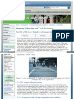 Www Fhwa Dot Gov Environment Bicycle Pedestrian Publications